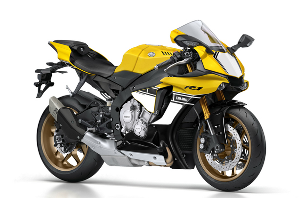 Yamaha YZF-R1 Block Speed Edition 1