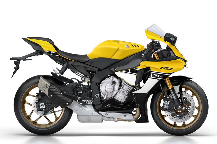 Yamaha YZF-R1 Block Speed Edition 2
