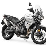 Triumph Tiger 800 XRX Low Seat