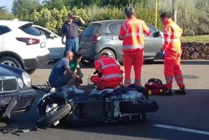 george-clooney-scooter-accident-jul2018